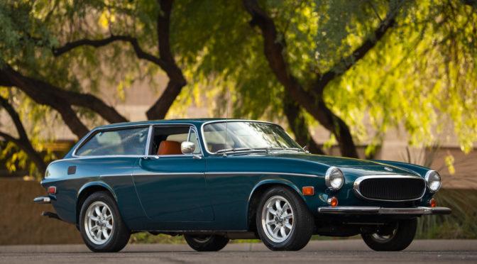 Volvo 1800 ES 1973 – USA