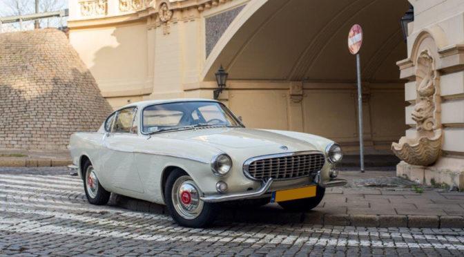 Volvo 1800S 1963 – 159000PLN – Warszawa
