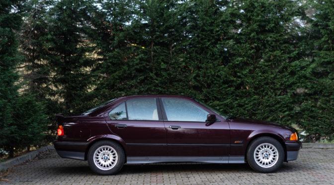 BMW 325td E36 1994 – 24500PLN – Poznań