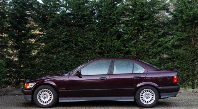 BMW 325td E36 1994 – 25500PLN – Poznań