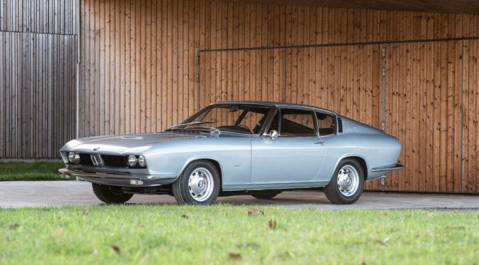 BMW Glas 3000 V8 Fastback 1967 – Francja
