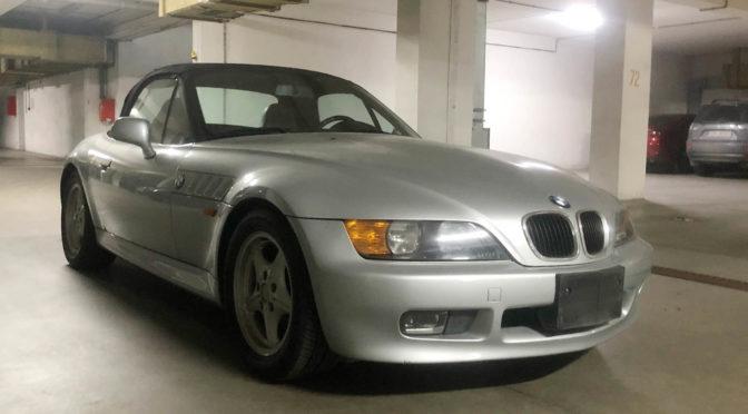 BMW Z3 15th Anniversary Roadster 1996 – 31900PLN – Wrocław