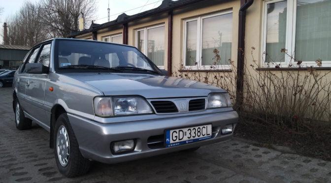 Daewoo-FSO Polonez Atu Plus 2000 – 9900PLN – Gdańsk