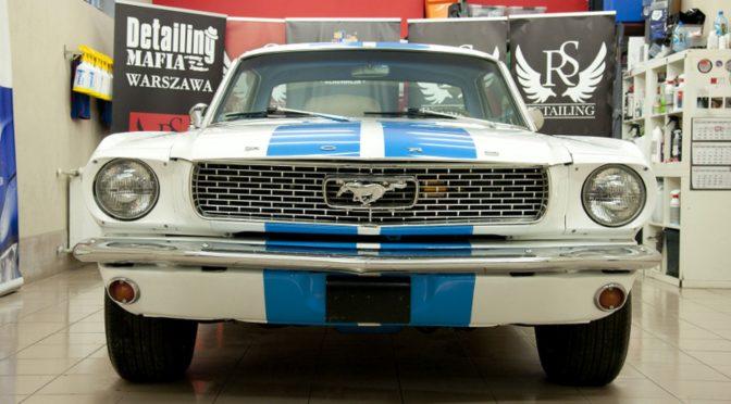 Ford Mustang 1966 – 125000PLN – Warszawa