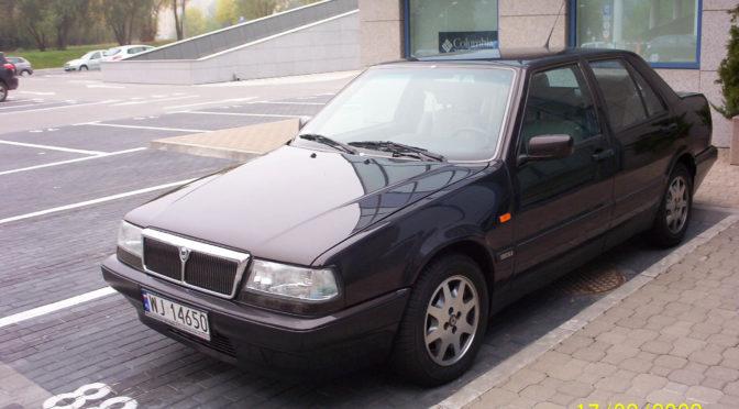 Lancia Thema 1994 – 25000PLN – Warszawa