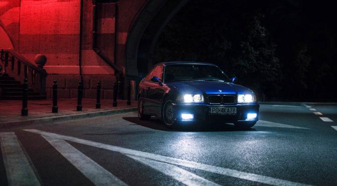 BMW M3 Coupe E36 1994 – 129000PLN netto – Poznań