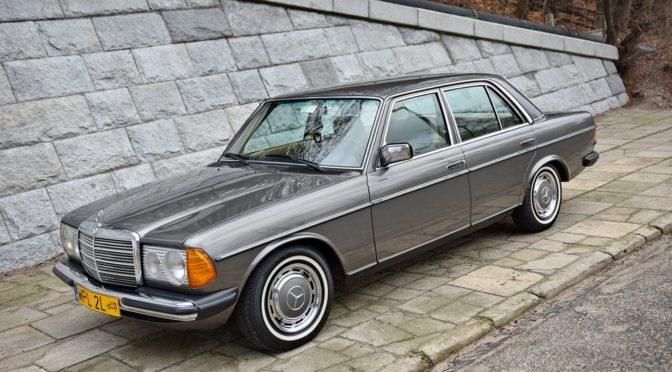 Mercedes 200 W123 1982 – 39900PLN – Płock