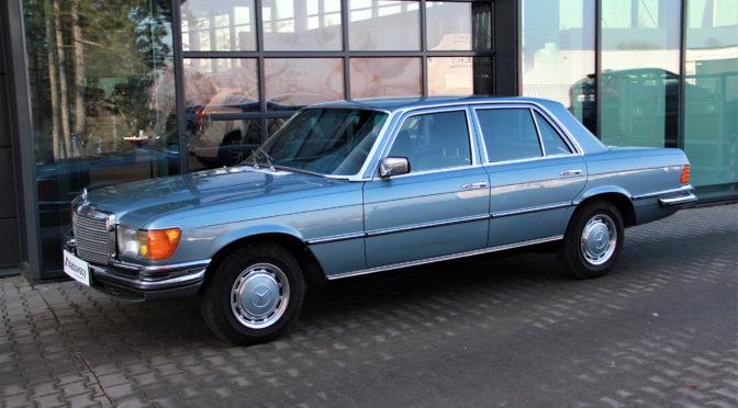 Mercedes 280 SE W116 1975 – 52000PLN – Gaj