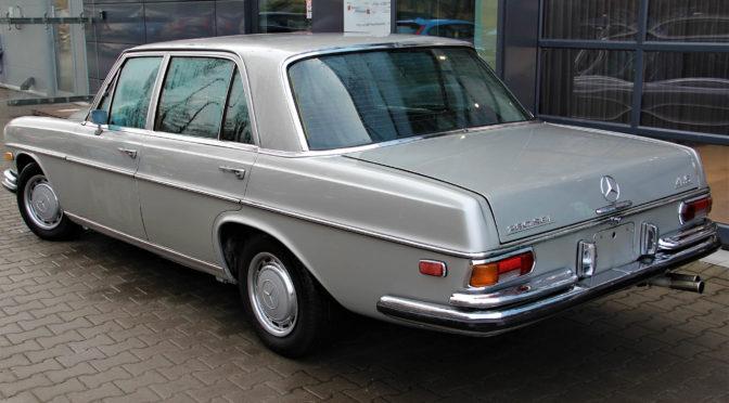 Mercedes 280 SEL 4.5 W108 1973 – 69900PLN – Gaj