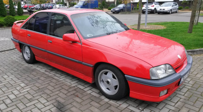 Opel Omega 3000 A 1988 – 13000PLN – Kołobrzeg
