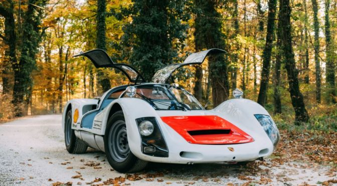 Porsche 906 1966 – SPRZEDANE