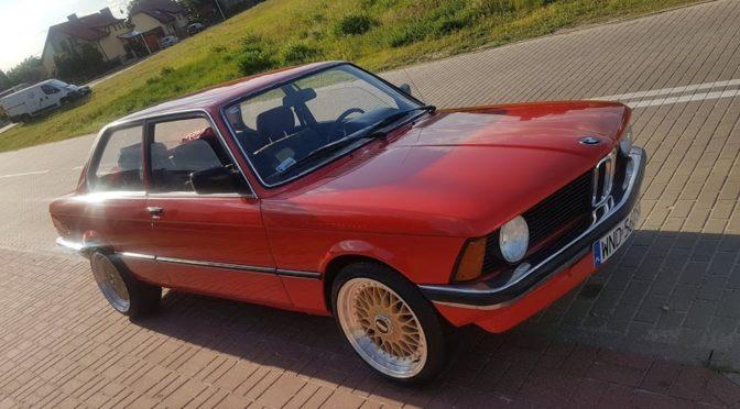 BMW 315 E21 1984 – 32000PLN – Nowy Dwór Mazowiecki