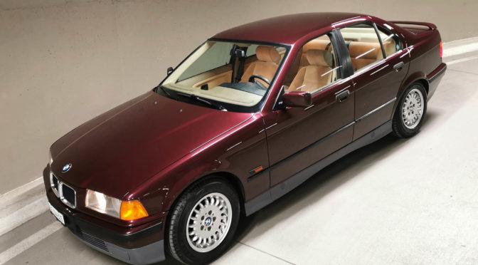 BMW 325td E36 1994 – SPRZEDANE
