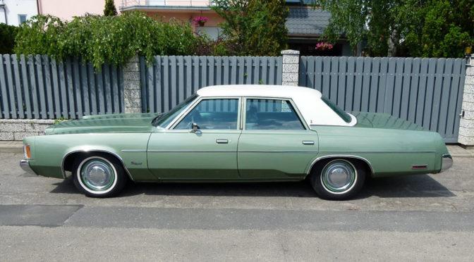 Chrysler Newport 1976 – 71000PLN – Toruń