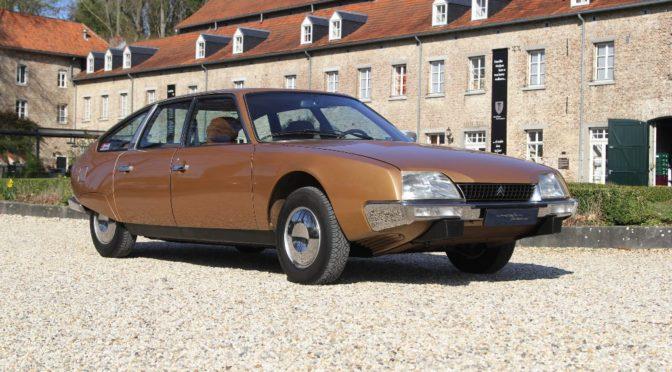 Citroen CX 2200 1975 – ok.104000PLN – Holandia
