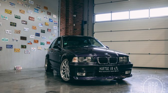 Hartge F36 Compact V8 1997 – SPRZEDANE