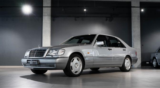 Mercedes S 500 L W140 1995 – SPRZEDANY