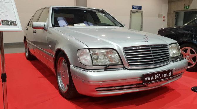 Mercedes S 600 AMG W140 1997 – SPRZEDANY