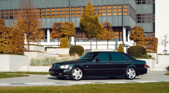 Mercedes S70 AMG W140 1997 – 399750PLN – Poznań