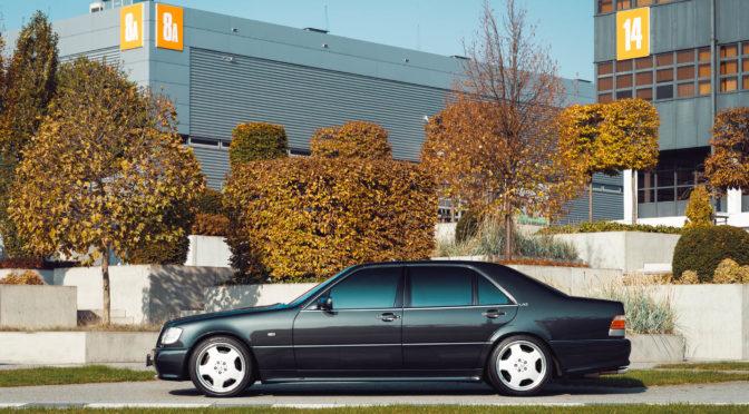 Mercedes S70 AMG W140 1997 – SPRZEDANY