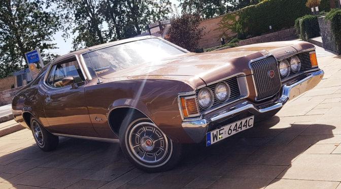 Mercury Cougar XR7 1972 – 98000PLN – Sochaczew