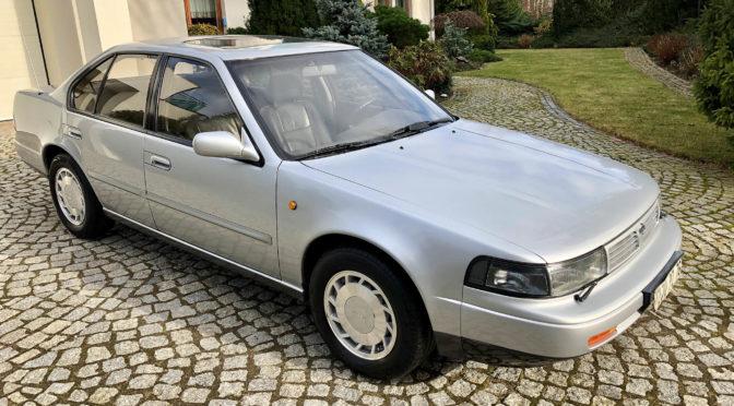 Nissan Maxima 1991 – SPRZEDANY
