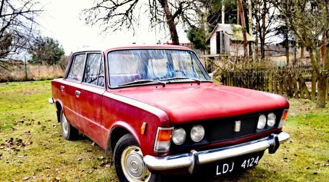 Polski Fiat 125p 1974 – 15900PLN – Szczytno