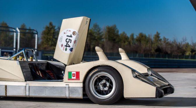 Serenissima 3000SP Prototipo 1967 – SPRZEDANA
