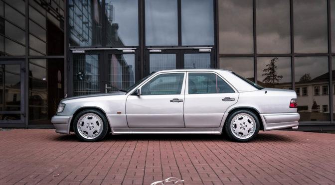 AMG E400 4.2 S3 1995 – SPRZEDANE