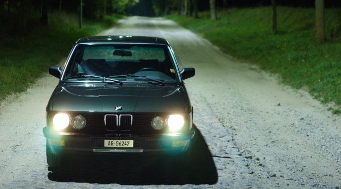 BMW 525e E28 1985 – 60000PLN – Poznań