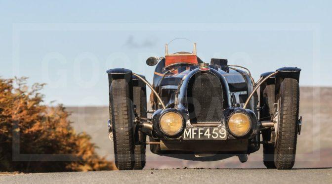 Bugatti Type 59 Sports 1934 – UK