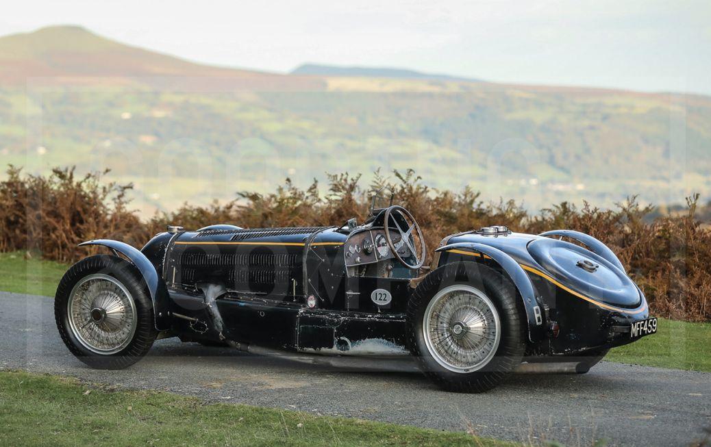 Bugatti Type 59 Sports 1934 - UK - Giełda klasyków