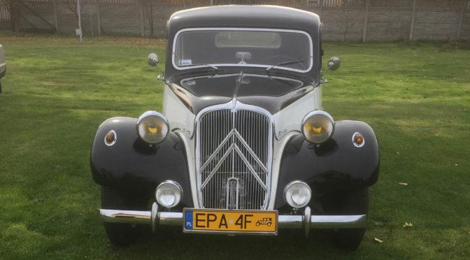 Citroen 11B 1956 – 95000PLN – Pabianice