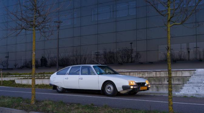 Citroen CX 2000 1975 – 54000PLN – Poznań