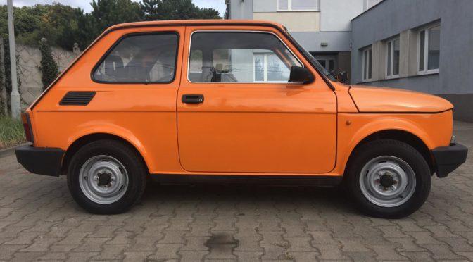 Fiat 126 Town 1999 – 12000PLN – Czerwonak