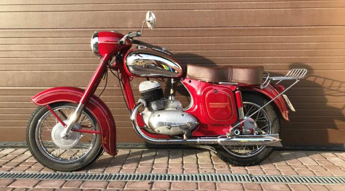 Jawa 250 typ 353 1957 – SPRZEDANA