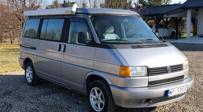 Volkswagen Eurovan Westfalia T4 1993 – 69000PLN – Dębe Wielkie