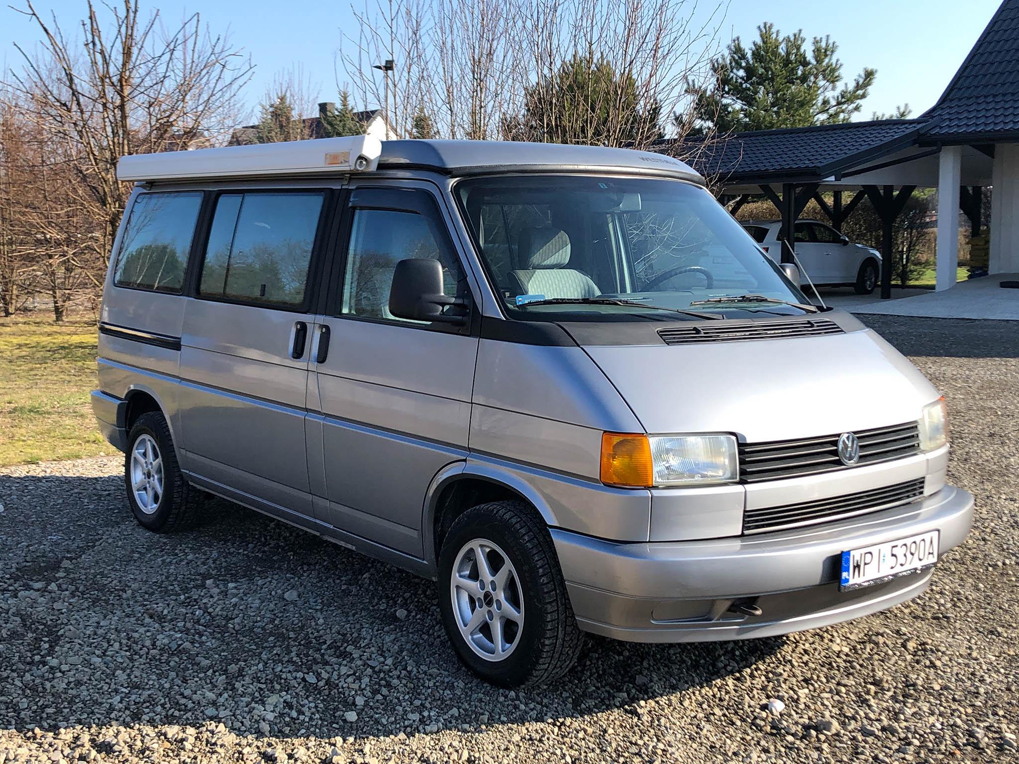 volkswagen eurovan westfalia t4 1993 - sprzedany - giełda