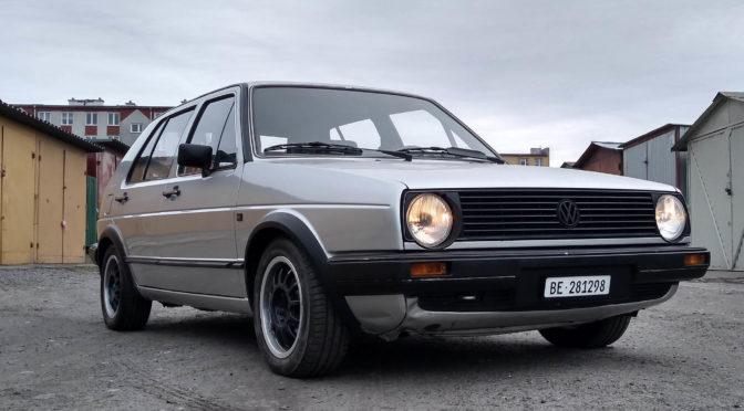 Volkswagen Golf Mk2 1983 – 12900PLN – Biała Podlaska