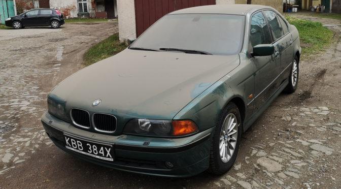 BMW 530d E39 1999 – 42000PLN – Tychy