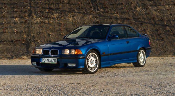 BMW M3 Coupe E36 1994 – SPRZEDANE