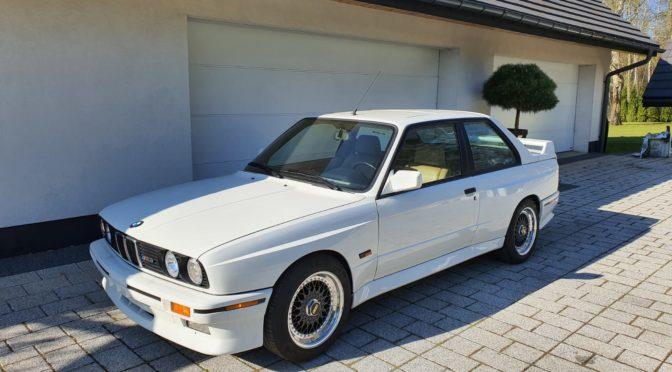 BMW M3 E30 1989 – SPRZEDANE