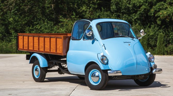 Iso Isetta Carro 1957 – SPRZEDANE