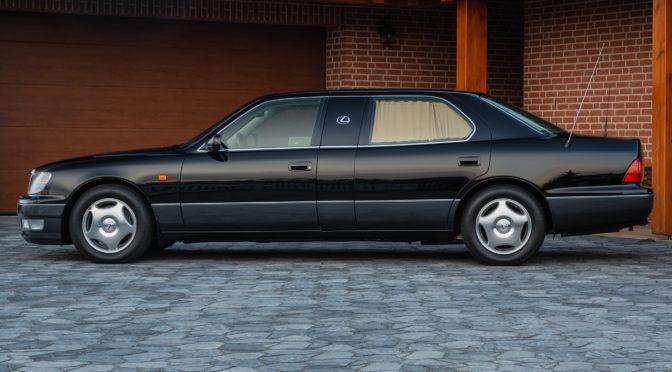 Lexus LS 400 L 1998 – 190000PLN – Obrowiec