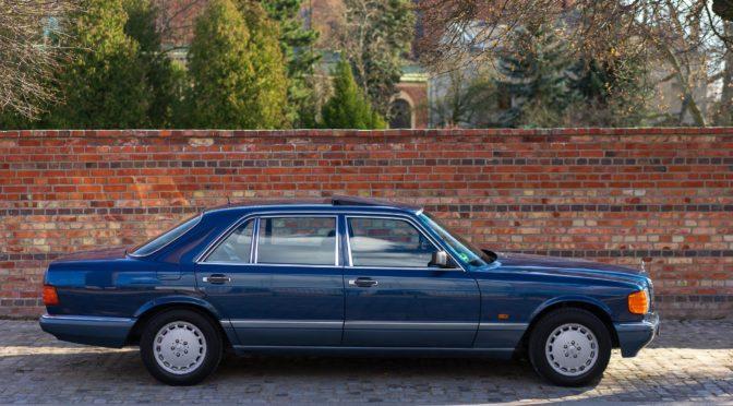 Mercedes 300 SEL W126 1990 – 35500PLN – Poznań