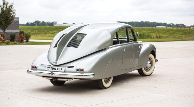 Tatra T87 1948 – SPRZEDANA