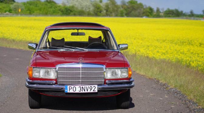 Mercedes 280S W116 1977 – SPRZEDANY