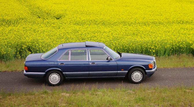 Mercedes 300 SEL W126 1990 – 43000PLN – Poznań