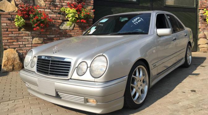 Mercedes E 320 W210 1997 – 55000PLN – Chorzów