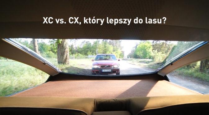 Giełda Klasyków testuje: Citroen CX i Volvo V70 XC